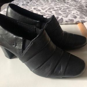 Coach and Four ankle boots